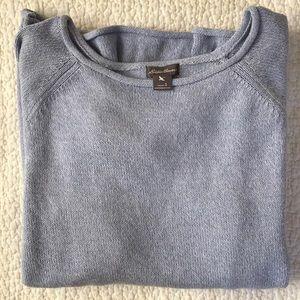 Eddie Bauer sweater!
